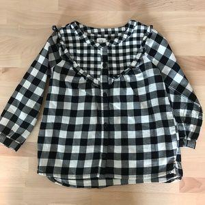Gap girl shirt size 3❤️